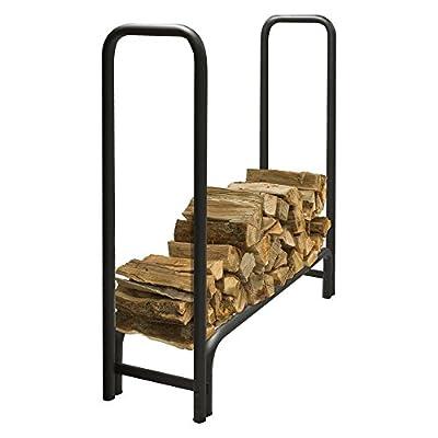 PleasantHearth - 38mm Premium Heavy Duty Log Rack