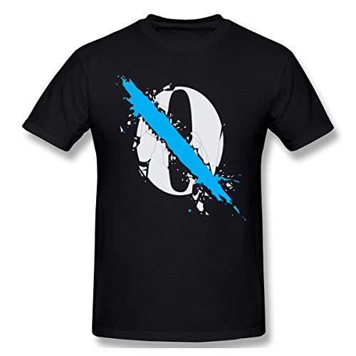 BXNOOD Mens Cool Queens of The Stone Age QOTSA Like Clockwork Tshirts 4XL Black