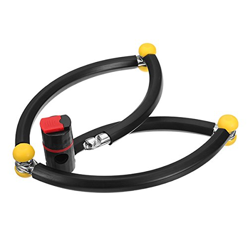Forspero Anti Hydraulic Pressure Folding Lock Motorcycle Lock Anti Burglarproof Lock Resisting Shear