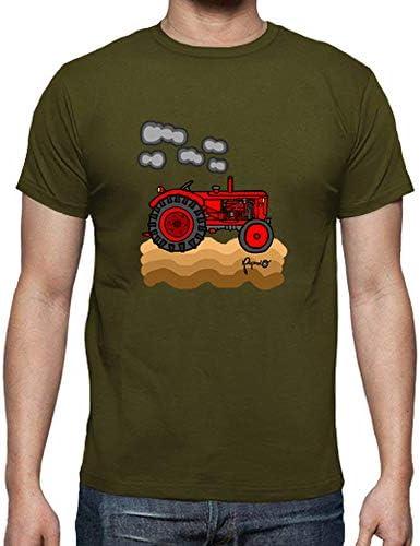 latostadora - Camiseta Tractor Barreiros para Hombre: JMB: Amazon.es: Ropa y accesorios