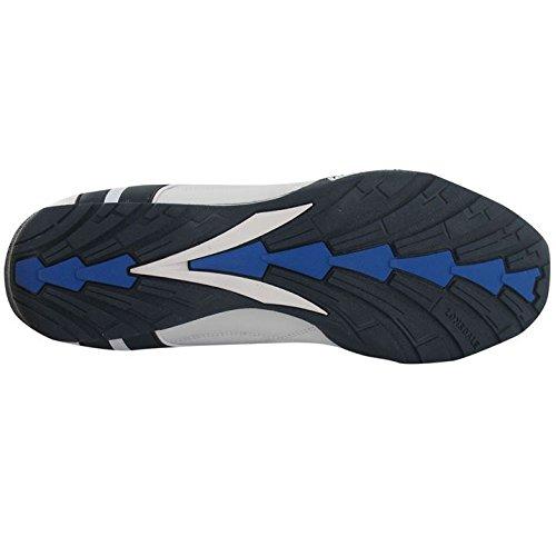Lonsdale deporte Blanco Hombre Camden de Navy Zapatos PqZwFPB