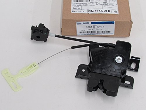 Deck Lid Lock - Ford 6R3Z-6343200-B - LOCK ASY