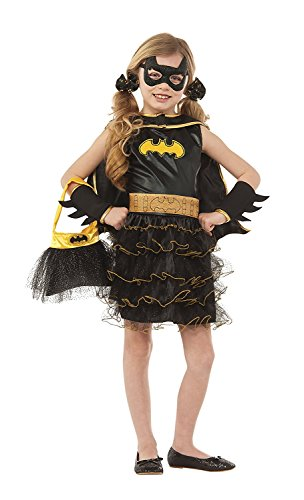 Rubies Batgirl Tutu Costume (Batgirl Costume with Purse)
