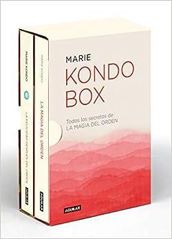 Todos Los Secretos Del Método Konmari (edición Box: La Magia Del Orgen   La Felicidad Después Del Orden) por Marie Kondo epub
