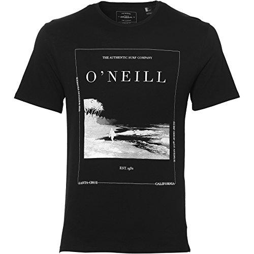 nbsp;nbsp;frame Camicetta Fuori Streetwearamp; Neill Shirt Nero O' T 4RLc35qAj