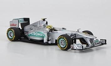 Mercedes AMG Petronas F1 equibo, No.8, N.Rosberg, Vehiculo ...