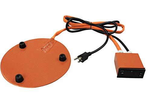 BACOENG Vacuum Chamber Heat Pad