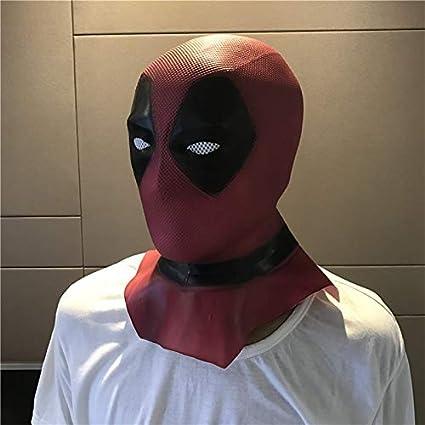 Amazon.com: VIETFR Deadpool 2 Masks Full Face Helmet ...
