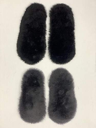 Alaska Leather Super Thick Sheepskin Insoles