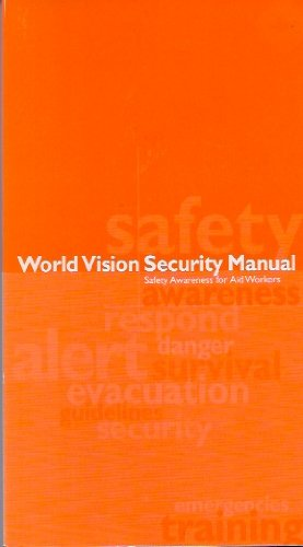 Download World Vision Security Manual pdf epub