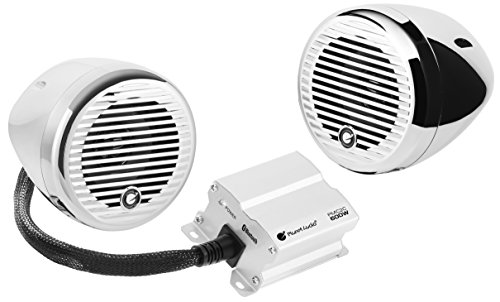 Planet Audio PMC2C Bluetooth, Weatherproof Speaker And Amplifier Sound System, 3'' Speakers, Bluetooth Amplifier, Volume Control, Motorcycles/ATV by Planet Audio (Image #7)'