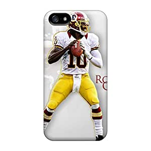Iphone 5/5s GtM19651eGwy Allow Personal Design High Resolution Washington Redskins Pictures High Quality Cell-phone Hard Cover -KellyLast
