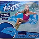 Best Bestway Floating Chairs - H2O Go Lazy Lounge Sit N Ease Chair Review