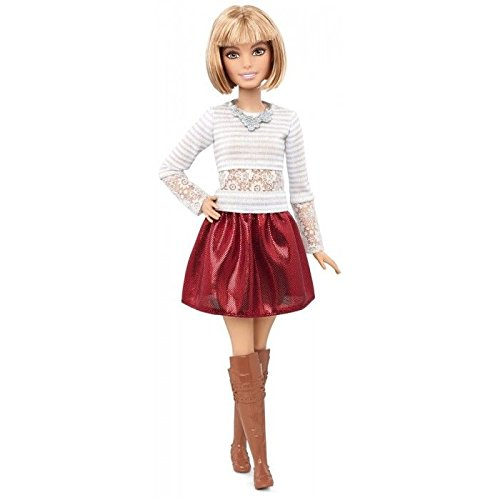 Barbie Fashionistas Doll 23 Love That Lace - Petite
