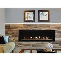 "Empire Comfort Systems Boulevard DV Linear 60"" Multi-Function Fireplace - Natural Gas"