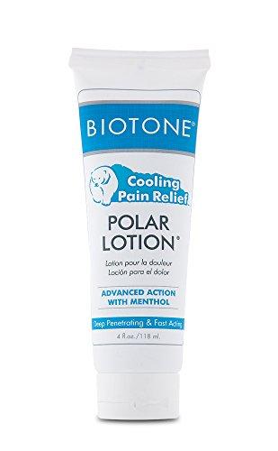 - BIOTONE Polar Lotion 4 oz Tube