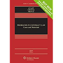 Problems in Contract Law: Cases and Materials [Connected Casebook] (Aspen Casebook)