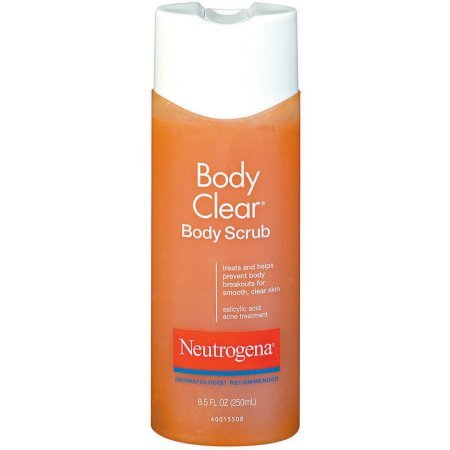 Clean And Clear Body Scrub - 2