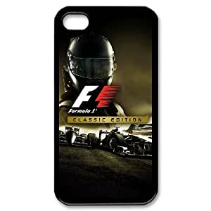 Lovely F1 logo Phone Case For iPhone 4,4S C55602