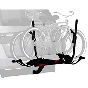 "Yakima HoldUp Tray Style Bike Rack, 2"" Hitch"