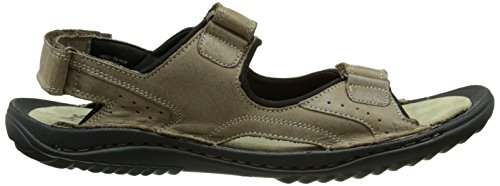 Marron TBS Chocolat Carway Homme Bout Sandales Ouvert wwgqXO