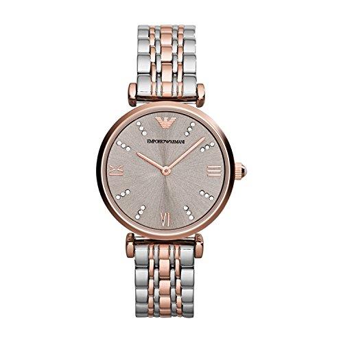 3014d541cff6 Emporio Armani Damen-Uhren AR1840  Amazon.de  Uhren