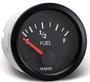 VDO 301 107 Fuel Gauge Vdo Fuel Gauge