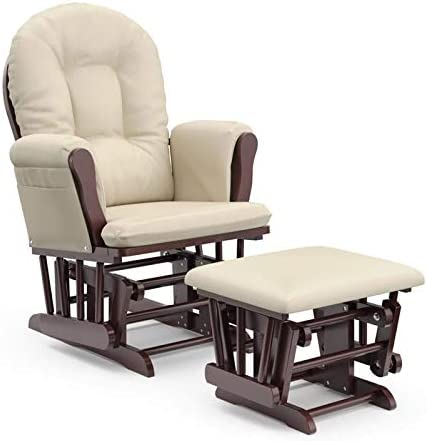 Pemberly Row Glider and Ottoman