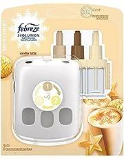 "Febreze 3volution Starter Set, elektrische diffuser + navulling ""Vanilla Latte"" - 20 ml"