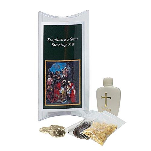 Leaflet Missal EPIPHANY HOME BLESSING KIT