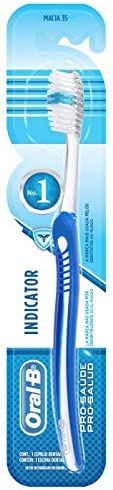 Escova Dental Oral-B Indicator Plus Macia 35