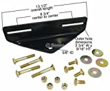 New Stens Universal HITCH KIT for Exmark Lazer Z / Pioneer / Quest - 109-6245 109-9487 by The ROP Shop
