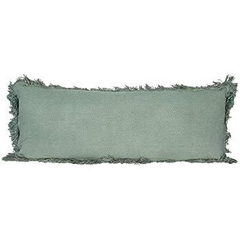 Amazon.com: Almohada de chenilla de algodón cuadrado ...