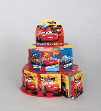 Disney Cars Favor Box (Disney Cars Favor Boxes)