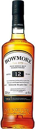 Whisky escocés de color ámbar pálido. Elaborado en una de las destilerías de whisky más antiguas del