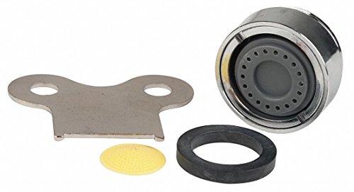 - American Standard Vandal Resistant, Pressure-Compensating, Male Threads Aerator, 15/16