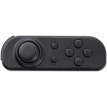 Amazon com: VR Remote Controller Gamepad Bluetooth Control