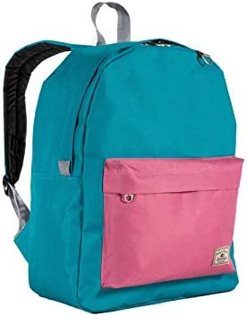 Everest Classic Color Block Backpack