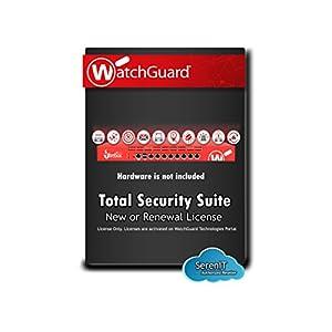 Amazon Com Watchguard Technologies Wgcsm351 Total Sec