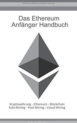 Das Ethereum Anfänger Handbuch