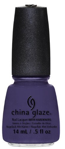 China Glaze Nail Lacquer, Queen B, 0.5 Fluid (Queen Nail Lacquer)