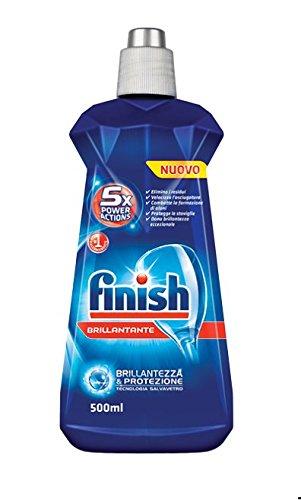 22 opinioni per Finish Brillantante Regular, 500 ml