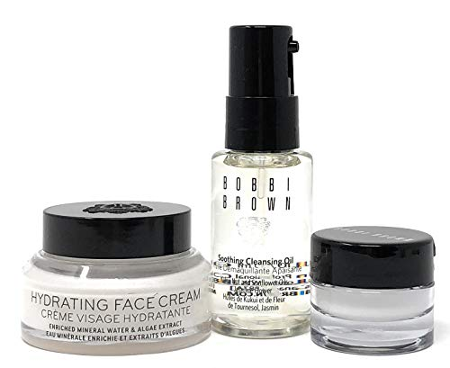 Bobbi Brown Skincare Sets/Kits Hydrating Face Cream 30ml, Hydrating Eye Cream 7ml, Soothing Cleansing Oil 30ml ()
