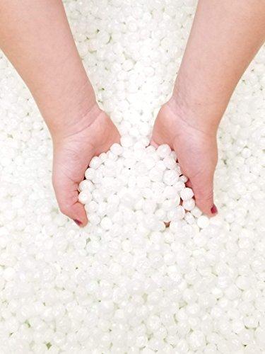 Marshmallow Foam Beads For Slime from Hoshimi Slimes