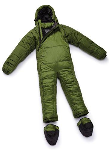 Selk'bag Adult Original 5G Wearable Sleeping Bag: Evergreen, X-Large