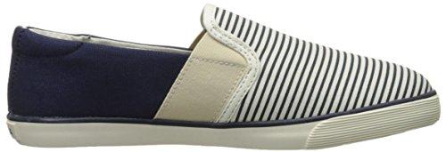 Nautica Heren Sleutel Instapper Loafer Peacoat Blauw / Sail Cream