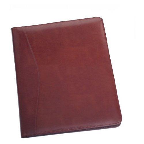 Royce Leather Aristo Padfolio, BURGUNDY (Royce Pen Leather)