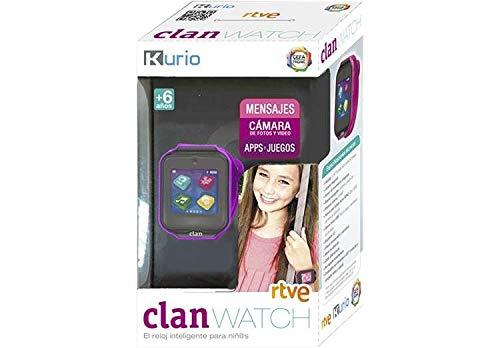 Amazon.es: Cefatronic - Smartwatch Clan, Color Rosa (CEFA Toys 109)