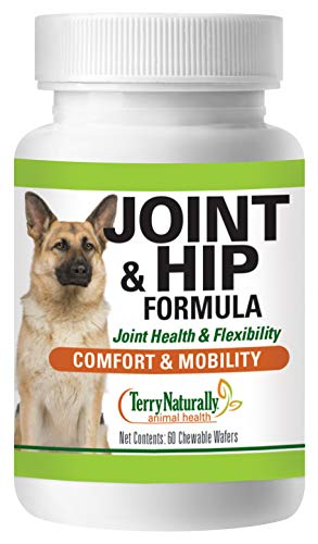 Terry Naturally Animal Health Joint & Hip Formula (Canine) - 60 wafers