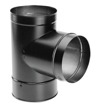 8 inch stove pipe damper - 9